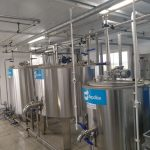 Модульный цех по переработке молока мощностью до 2 тонн в сутки