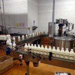 БВЗ по переработке молока мощностью до 50 тонн в сутки