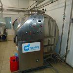 Модульный цех по переработке молока мощностью до 3 тонн в сутки
