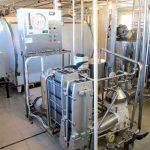 Участок пастеризации молока