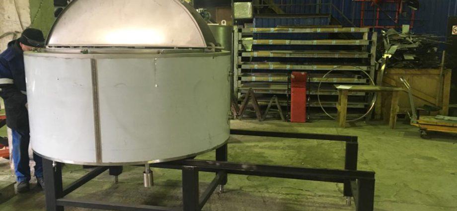 Ванна длительной пастеризации (Умная бочка)