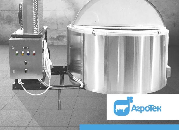 Охладитель молока АТ «Исток» открытого типа