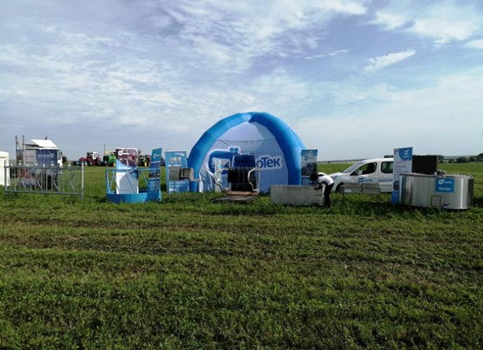 День поля в Ивановской области