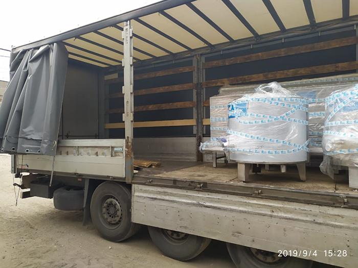 Строительство молочного цеха в Краснодарском крае