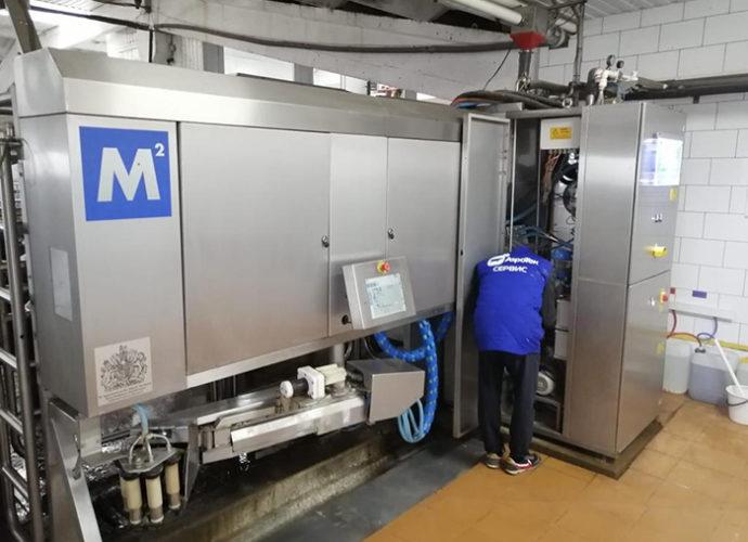 Обслуживание Merlin M2