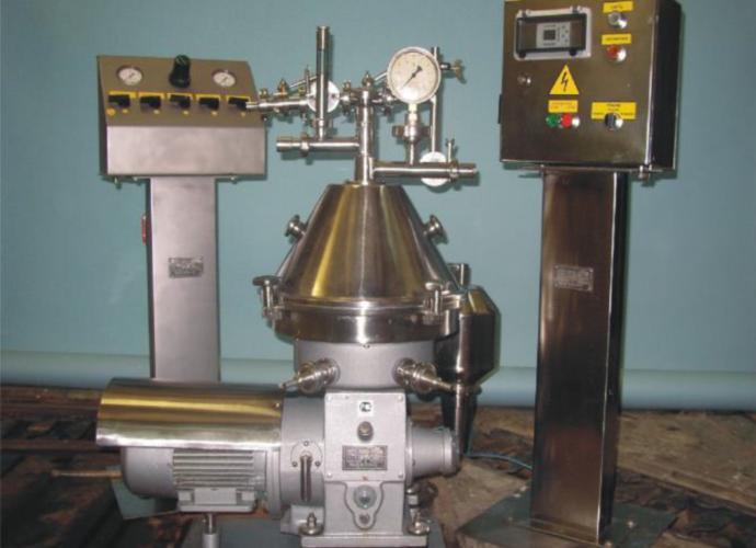 Сепаратор – сливкоот-делитель марки Ж5-ОСЦП-1С