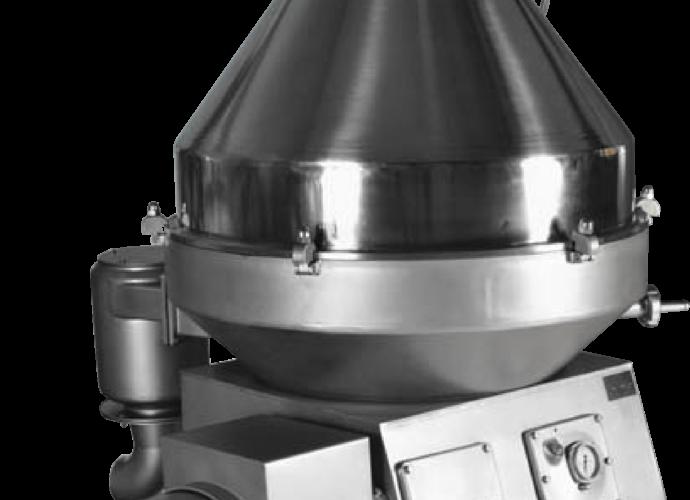 Сепаратор для высокожирных сливок Ж5-ОВС–5