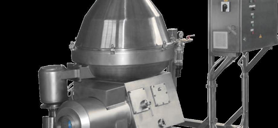 Сепаратор сливкоотделитель Ж5-ОСМ–15