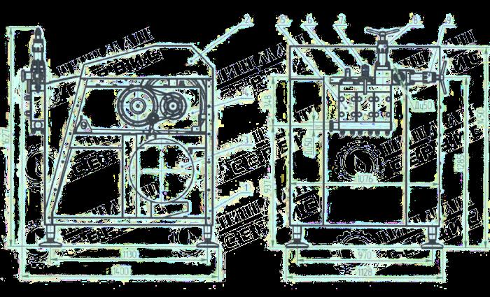 Гомогенизатор плунжерный высокого давления ГМ 5,0/20МД (5000 ЛЧАС)
